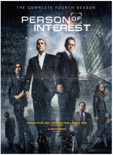 Person of Interest: The Complete Fourth Season