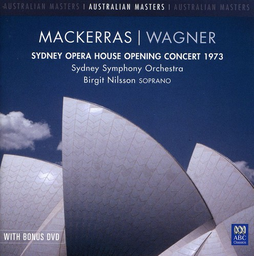Sydney Opera House Opening Concert 1973
