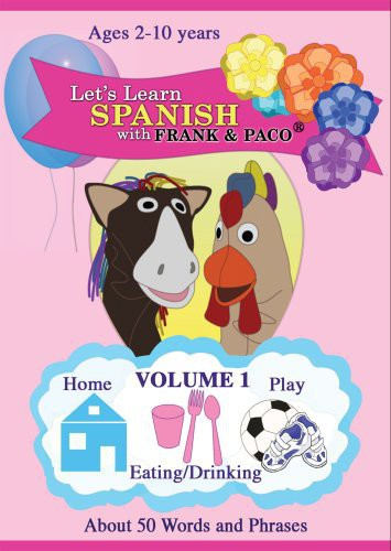 Let's Learn Spanish with Frank & Paco 1