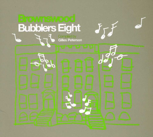 Brownswood Bubblers Eight /  Various