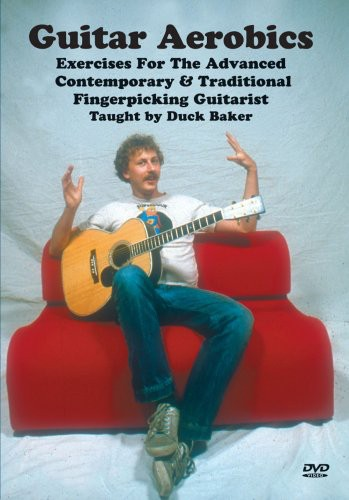 Guitar Aerobics Exercises for the Advanced Contemp