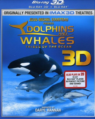 IMAX: Dolphins & Whales (3D)