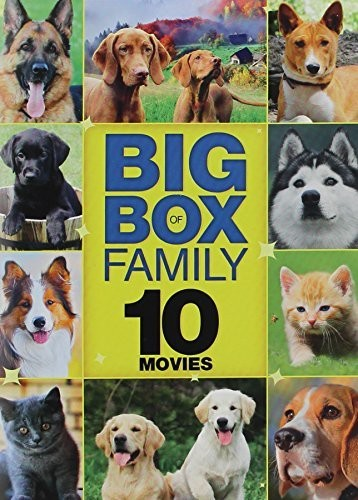 10-Film Big Box Of Family, Vol. 3