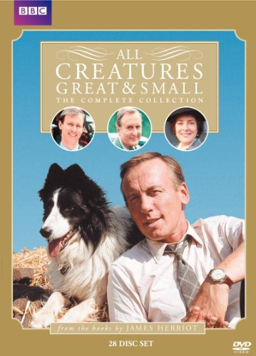 All Creatures Great & Small: Complete Collection