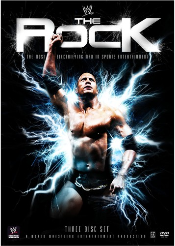 Rock: The Most Electrifying Man in Sports Ent