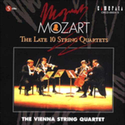 Late 10 String Quartets