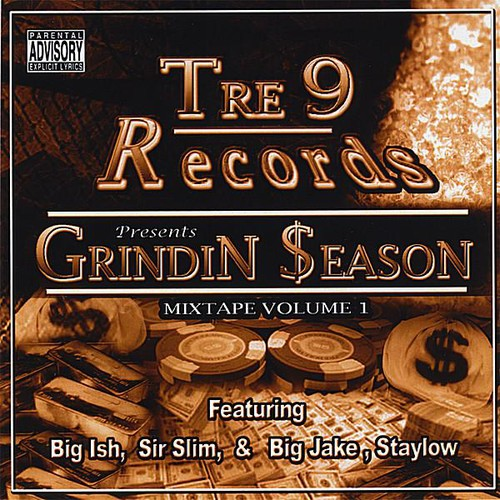 Tre'9 Records/ Present/ Grindin Season