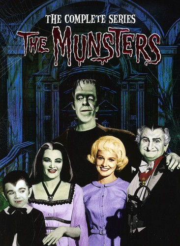 Munsters: Complete Series