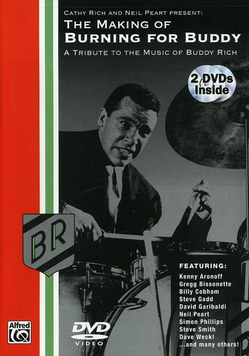 Making of Burning for Buddy: Tribute to Buddy Rich