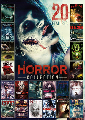 20 Feature Horror Collection