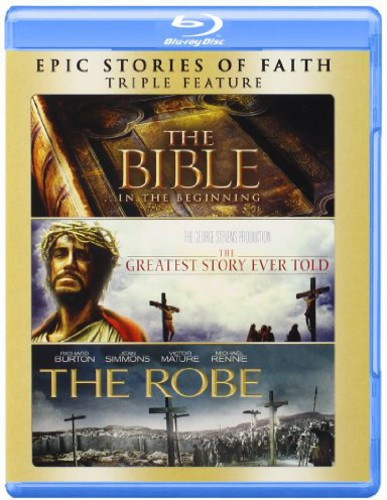 Bible /  Greatest Story Ever Told /  Robe