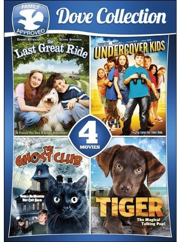 4-Movie Family Dove Collection 2