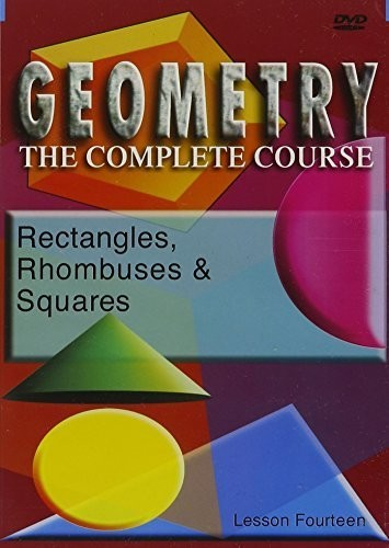 Rectangles Rhombuses & Squares