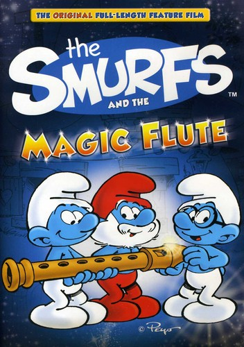 Smurfs & the Magic Flute