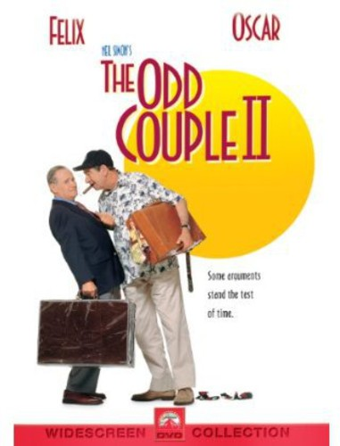 Neil Simon's the Odd Couple II (1998)