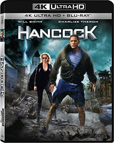 Hancock [4K Ultra HD + Blu-ray]