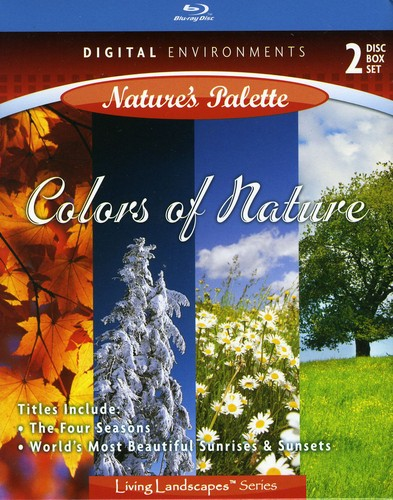 Living Landscapes: Colors of Nature