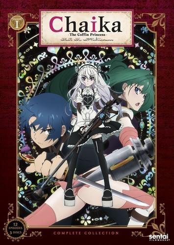 Chaika: Coffin Princess 1