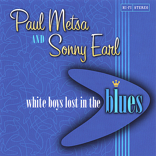 White Boys Lost in the Blues