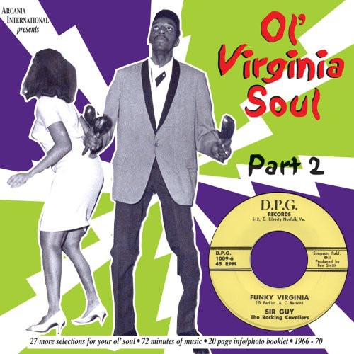 Ol Virginia Soul 2: Funky Virginia /  Various