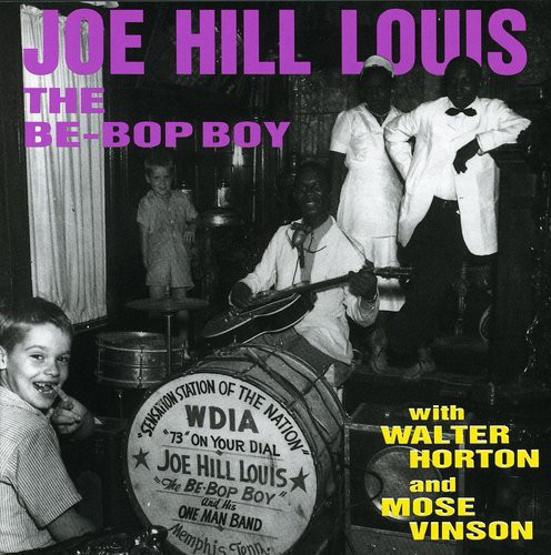 Be-Bop Boy with Walter Horton