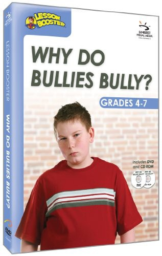 Why Do Bullies Bully?