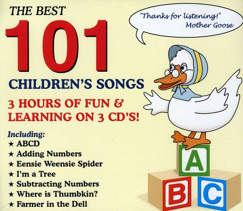 Best 101 Children's Songs