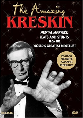 Amazing Kreskin: Mental Marvels Feats & Stunts