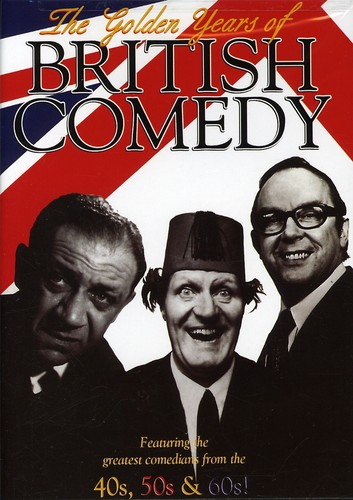 Golden Years of British Comedy