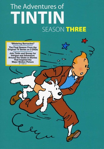 Adventures of Tintin: Season 3