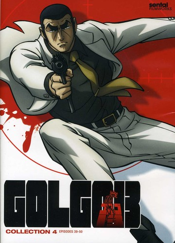 Golgo 13 Collection 4