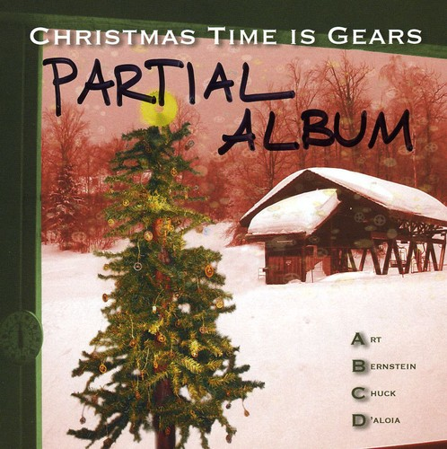 Christmas Time Is Gears Partial Album