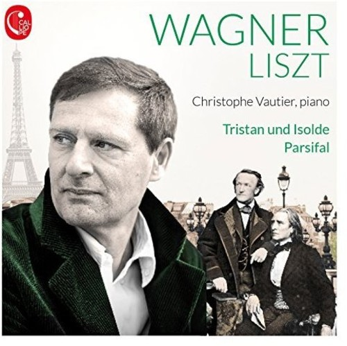 Wagner Lizst for Piano