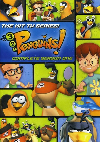 321 Penguins: Complete Season 1