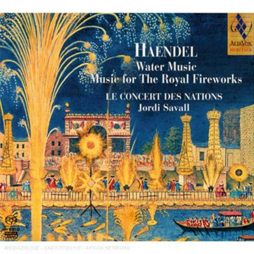 Water Music Music for the Royal Fireworks