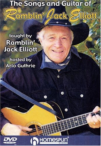 Songs & Guitar of Ramblin Jack Elliott