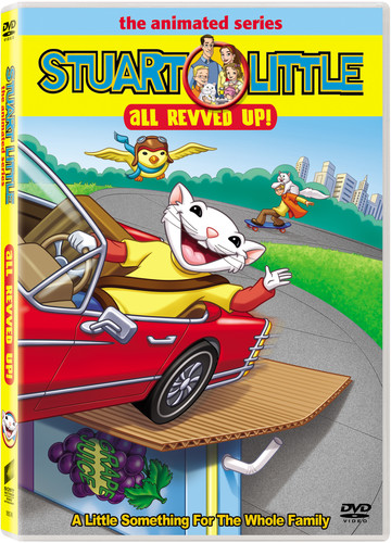 Stuart Little Animated Series: All Revved Up