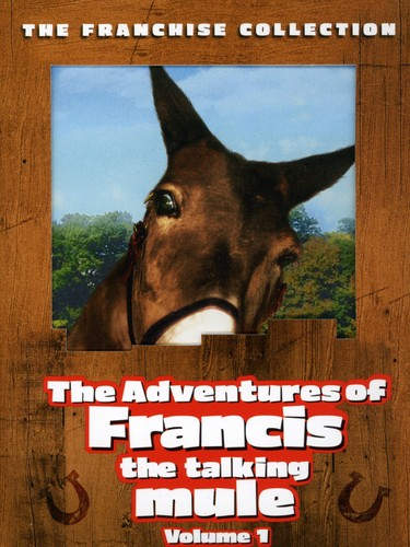 Adventures of Francis the Talking Mule 1