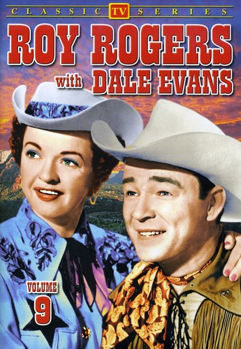 Roy Rogers with Dale Evans 9
