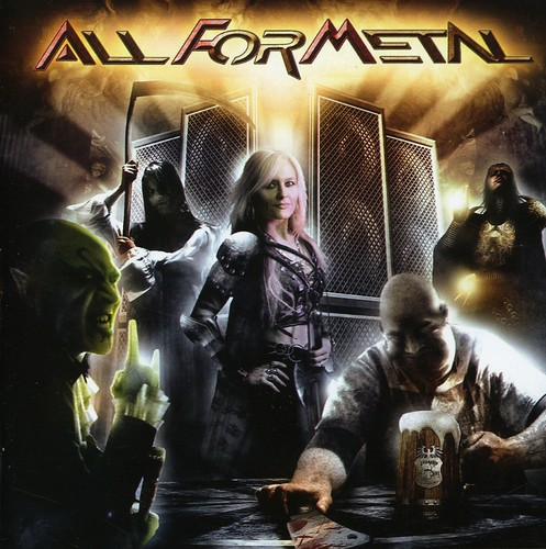 All for Metal /  Various