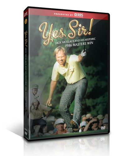 Yes Sir Jack Nicklaus & Historic 1986 Masters