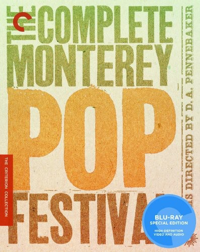 Complete Monterey Pop Festival (Criterion Collection)