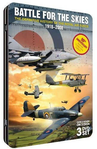 Battle for the Skies: The Definitive History of