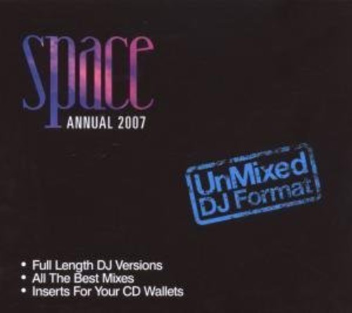 Azuli Presents Space Annual 2007-Unmixed [Import]