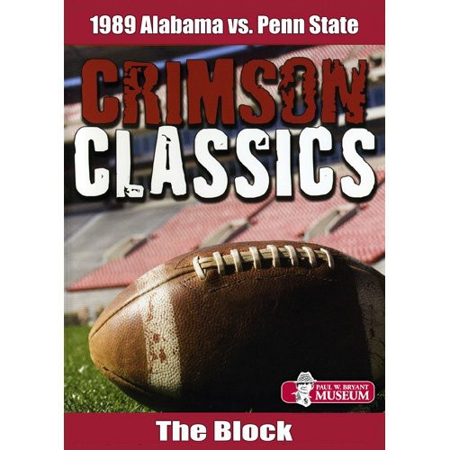 Crimson Classics: 1989 Alabama Vs Penn State