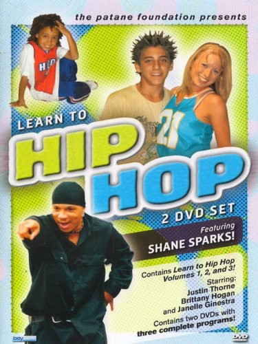 Learn to Hip Hop Collection 1 2 & 3