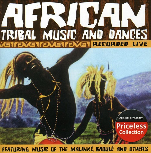 African Tribal Music & Dances /  Various