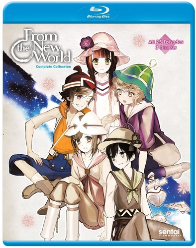 From the New World: Complete Collection
