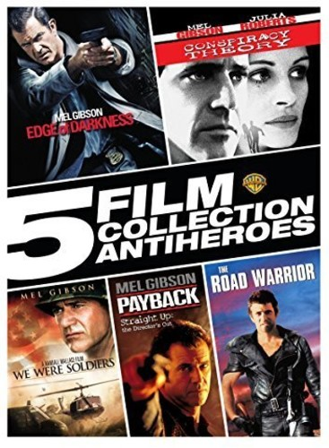 5 Film Collection: Antiheroes