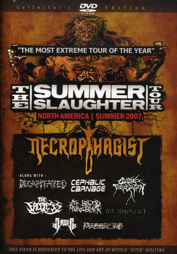 Summer Slaughter Tour /  Various